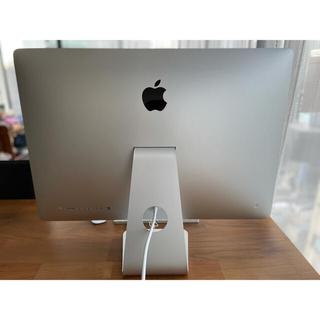 マック(Mac (Apple))の美品 iMac Retina 5K 27 2015 Core i5 24GB(デスクトップ型PC)