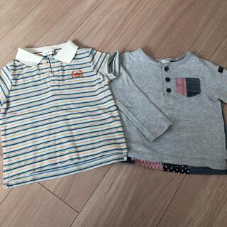 エニィファム(anyFAM)の男の子♡トップス2点(Tシャツ/カットソー)
