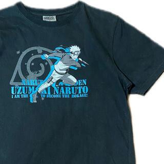 シュウエイシャ(集英社)の90's NARUTO ナルト 疾風伝 Tシャツ(Tシャツ/カットソー(半袖/袖なし))
