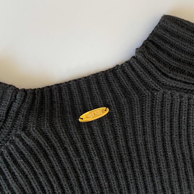 DEUXIEME CLASSE(ドゥーズィエムクラス)のタグ付⭐︎MUSE ドゥーズィエムクラス レディースのトップス(ニット/セーター)の商品写真
