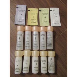 ドモホルンリンクル - ドモホルンリンクル 保湿液 保護乳液 サンプル