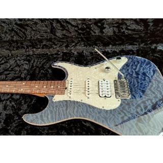 Suhr Standard リバースヘッド キルトメイプル(エレキギター)