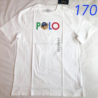POLO RALPH LAUREN - ラルフローレン ポロベアロゴコットンTシャツ ボーイズXL/170