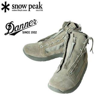 ダナー(Danner)のsnow peak×Danner TACHYON FIELD ブーツ(ブーツ)