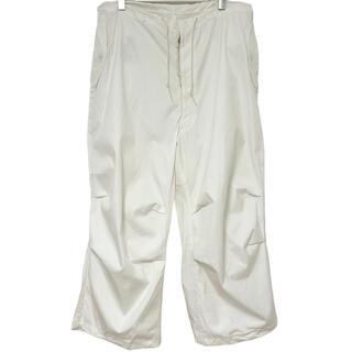 マルタンマルジェラ(Maison Martin Margiela)のデッドストック 90's アメリカ軍 スノーカモ パンツ オーバーパンツ M-S(ワークパンツ/カーゴパンツ)