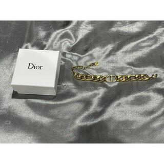 ディオール(Dior)のDior ゴールド ブレスレット(ブレスレット)