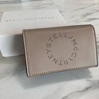 ステラマッカートニー(Stella McCartney)の残1【新品】STELLA McCARTNEY ステラロゴ 名刺入れ カードケース(名刺入れ/定期入れ)