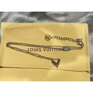 ルイヴィトン(LOUIS VUITTON)のLOUIS VUITTON V ネックレス(ネックレス)