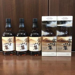 キリン - 新品 終売品 キリン 富士山麓 樽熟原酒 50° 700ml×5本 箱つき有り