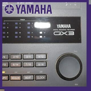 ヤマハ(ヤマハ)のYAMAHA QX3(シーケンサー)(その他)