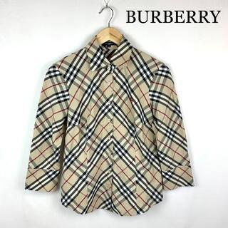 バーバリー(BURBERRY)のBurberry バーバリー  定番チェック シャツ(シャツ/ブラウス(長袖/七分))