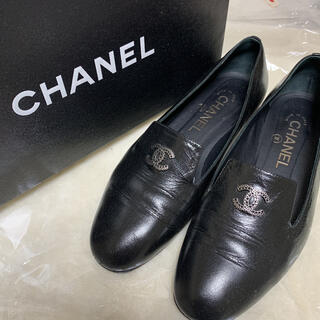 シャネル(CHANEL)の売り切り♡CHANEL♡(ローファー/革靴)