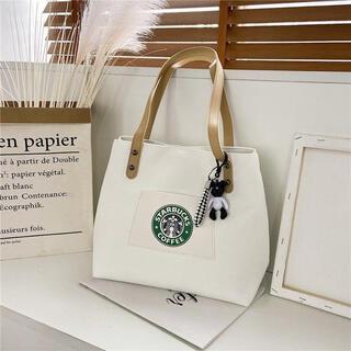 Starbucks Coffee - スターバックス トートバッグ STARBUCKS 韓国 2way