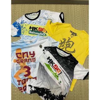 パタゴニア(patagonia)のTシャツ 香港 大会参加賞(ランニング/ジョギング)