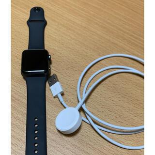Apple Watch - Apple Watch3 wifi GPS 38mm