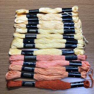 オリンパス(OLYMPUS)のオリムパス 刺しゅう糸(生地/糸)
