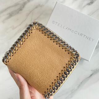 ステラマッカートニー(Stella McCartney)の【新品】STELLA McCARTNEY ファラベラ 二つ折り ラウンドジップ(財布)