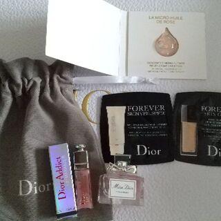 クリスチャンディオール(Christian Dior)のディオールサンプル(サンプル/トライアルキット)