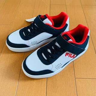 FILA - FILA フィラ キッズ スニーカー 靴 19センチ 新品