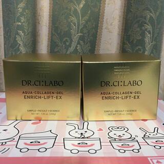 ドクターシーラボ(Dr.Ci Labo)のアクアコラーゲンゲルエンリッチリフトEX 200g (LEX20) 2個セット(オールインワン化粧品)