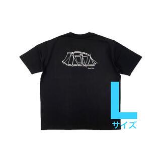 Lサイズ【新品】2021雪峰祭 Lock Printed Pocket Tシャツ