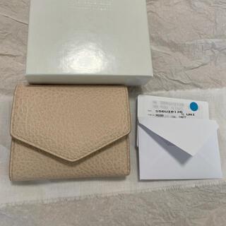 マルタンマルジェラ(Maison Martin Margiela)の正規品 Maison Margiela エンベロープ 三つ折り財布 ウォレット(財布)