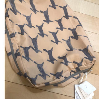 mina perhonen - ミナペルホネン新品traveler's ポーチ pink beige