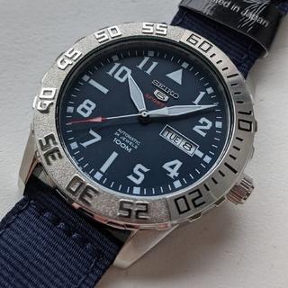 セイコー(SEIKO)のSEIKO 5 SPORTS SRP759J1 日本製(腕時計(アナログ))