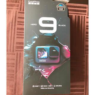 ゴープロ(GoPro)のGoPro HERO9BlackCHDHX-901-FW 正規販売店購入品(ビデオカメラ)