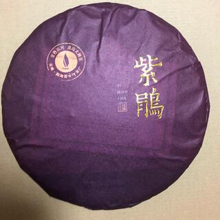 紫鵑プーアル茶(生茶)(茶)