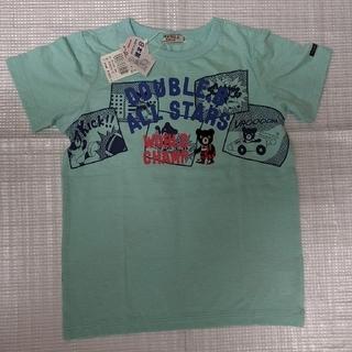 DOUBLE.B - ミキハウスダブルB新品130cmTシャツ アメコミTシャツ