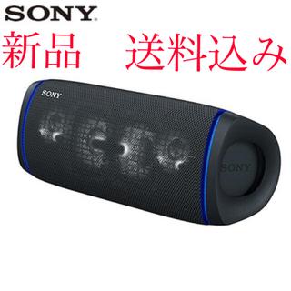 SONY - 新品 ソニー SRS-XB43 B(ブラック) ワイヤレスポータブルスピーカー