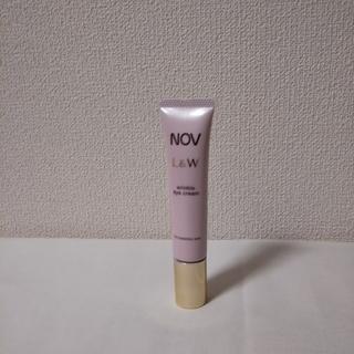 ノエビア(noevir)のNOV L&Wリンクルアイクリーム(アイケア/アイクリーム)