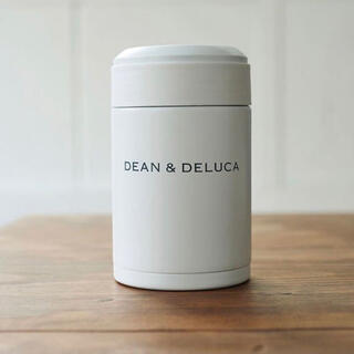 ディーンアンドデルーカ(DEAN & DELUCA)のDEAN&DELUCAディーンアンドデルーカスープポット ホワイト 300ml (弁当用品)