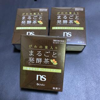 シャルレ - シャルレびわの葉入りまるごと発酵茶