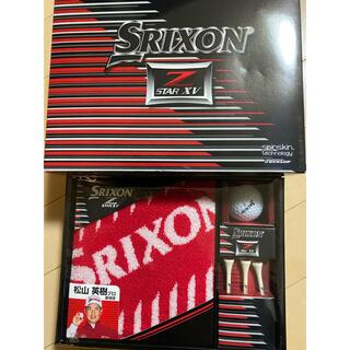 スリクソン(Srixon)のSRIXON STAR XV(ゴルフ)