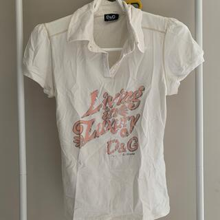 ドルチェアンドガッバーナ(DOLCE&GABBANA)のドルチェ &ガッバーナ Tシャツ S size(Tシャツ(半袖/袖なし))