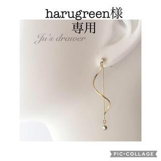 harugreen様 専用ページ(ピアス)