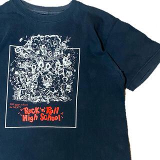 フィアオブゴッド(FEAR OF GOD)の90's RAMONES ラモーンズ Tシャツ ロックンロールハイスクール(Tシャツ/カットソー(半袖/袖なし))