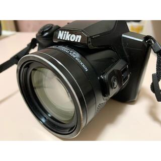 Nikon - Nikon COOLPIX B600
