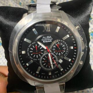 アルバ(ALBA)のSEIKO ALBA セイコーアルバ 逆輸入モデル 日本未発売 100m防水(腕時計(アナログ))