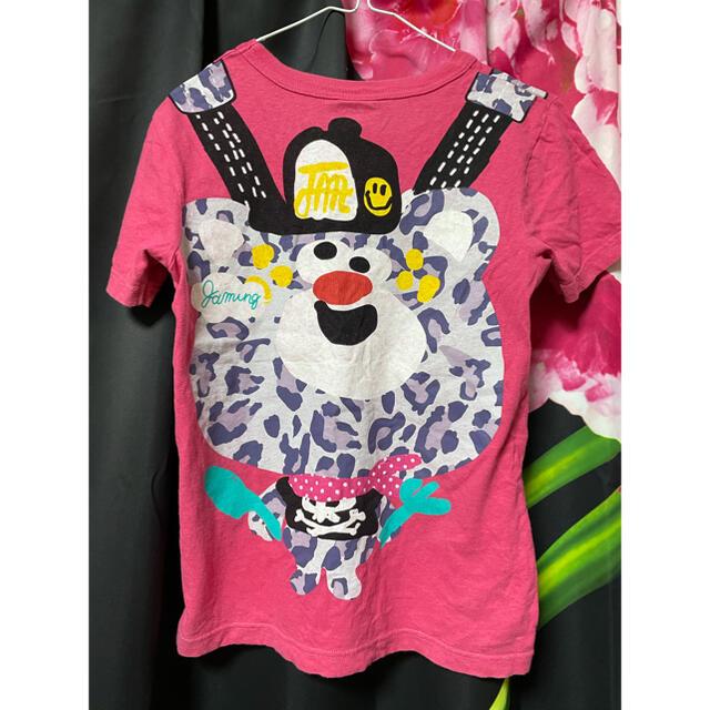 JAM(ジャム)のジャム Tシャツ Mサイズ キッズ/ベビー/マタニティのキッズ服女の子用(90cm~)(Tシャツ/カットソー)の商品写真