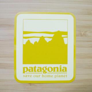 パタゴニア(patagonia)のパタゴニア ステッカー (その他)