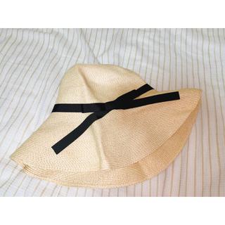 ビューティアンドユースユナイテッドアローズ(BEAUTY&YOUTH UNITED ARROWS)の麦わら帽子(麦わら帽子/ストローハット)