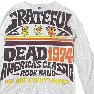 フィアオブゴッド(FEAR OF GOD)の90's GRATEFUL DEAD グレイトフルデッド ロンT バンドT(Tシャツ/カットソー(七分/長袖))