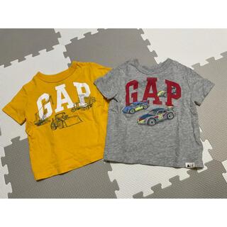 ベビーギャップ(babyGAP)の専用 Tシャツ  2枚 男の子 半袖 80(Tシャツ)