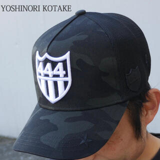 ヨシノリコタケ(YOSHINORI KOTAKE)のヨシノリコタケ キャップ(キャップ)