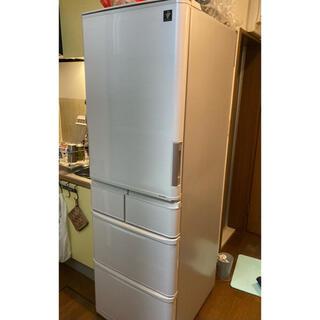 SHARP - SHARP 冷凍冷蔵庫 SJ-PW41C