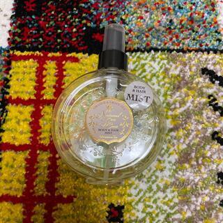 アフタヌーンティー(AfternoonTea)のアフタヌーンティー ボディ&ヘアミスト ORANGE&GRAGETEAの香り(ヘアウォーター/ヘアミスト)