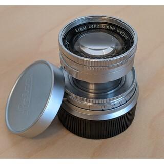 ライカ(LEICA)のLeica Summicron 50mm F2 沈胴 ズミクロン Mマウント(レンズ(単焦点))
